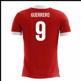 2018-19 Peru Airo Concept Away Shirt (Guerrero 9) - Kids