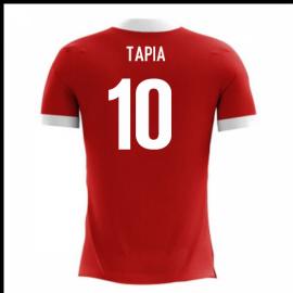 2018-19 Peru Airo Concept Away Shirt (Tapia 10) - Kids