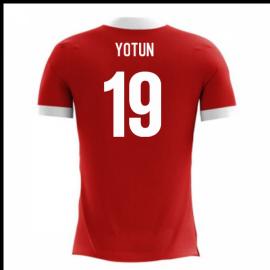 2018-19 Peru Airo Concept Away Shirt (Yotun 19) - Kids