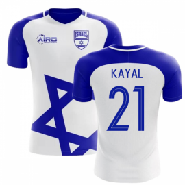 2018-2019 Israel Home Concept Football Shirt (Kayal 21) - Kids