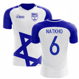 2018-2019 Israel Home Concept Football Shirt (Natkho 6) - Kids