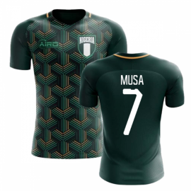2018-2019 Nigeria Third Concept Football Shirt (Musa 7) - Kids