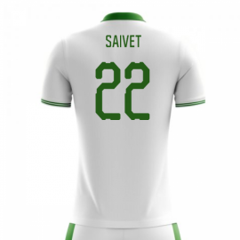 50682d3e7af 2018-2019 Senegal Home Concept Football Shirt (Saivet 22)