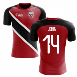 2020-2021 Trinidad And Tobago Home Concept Football Shirt (JOHN 14)