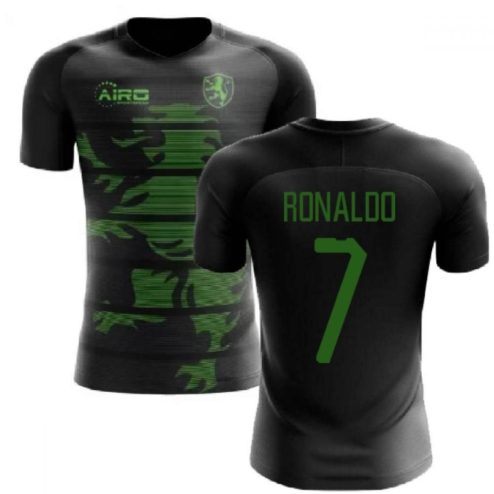 timeless design 81944 688ca 2019-20 Sporting Lisbon Away Concept Shirt (Ronaldo 7)