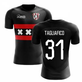 2019-2020 Ajax Away Concept Football Shirt (TAGLIAFICO 31)