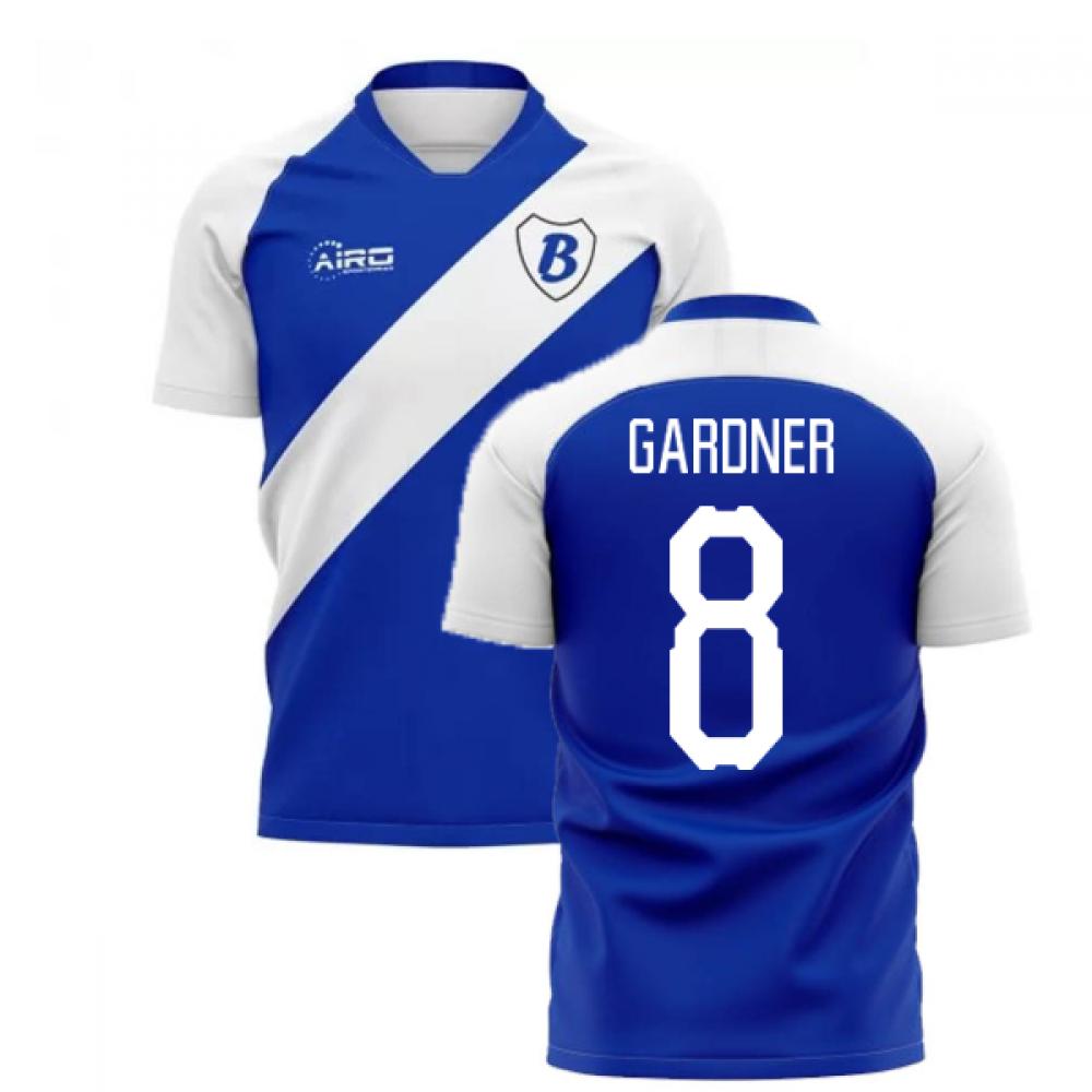 2020-2021 Birmingham Home Concept Football Shirt (Gardner 8)