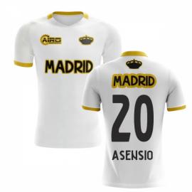 2019-2020 Madrid Concept Training Shirt (White) (ASENSIO 20) - Kids