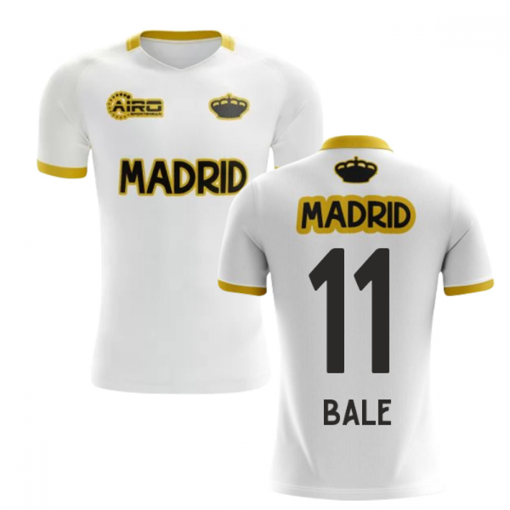 2019-2020 Madrid Concept Training Shirt (White) (BALE 11) - Kids
