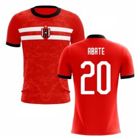 2019-2020 Milan Away Concept Football Shirt (Abate 20) - Kids
