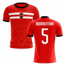 2019-2020 Milan Away Concept Football Shirt (Bonaventura 5) - Kids