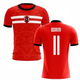 2019-2020 Milan Away Concept Football Shirt (Borini 11) - Kids