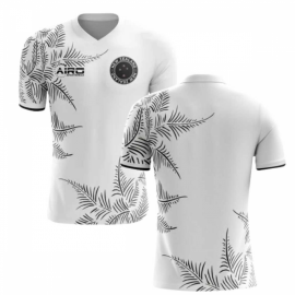 2020-2021 New Zealand Home Concept Football Shirt (Barbarouses) - Kids