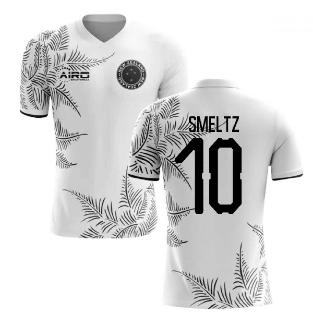 2020-2021 New Zealand Home Concept Football Shirt (Smeltz 10)