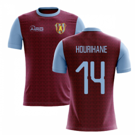 29c45de3772 2019-2020 Villa Home Concept Football Shirt (Hourihane 14)