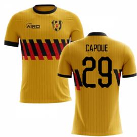 2020-2021 Watford Home Concept Football Shirt (Capoue 29) - Kids