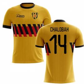 2020-2021 Watford Home Concept Football Shirt (Chalobah 14) - Kids