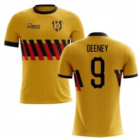 2020-2021 Watford Home Concept Football Shirt (Deeney 9)