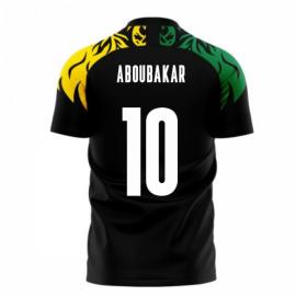Cameroon 2020-2021 Third Concept Football Kit (Airo) (ABOUBAKAR 10)