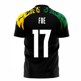 Cameroon 2020-2021 Third Concept Football Kit (Airo) (FOE 17)
