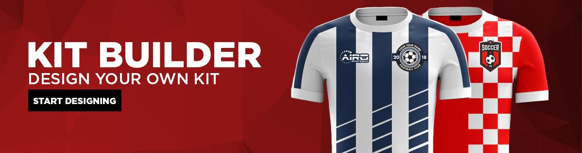 Football Kit Designer Airo Sportswear