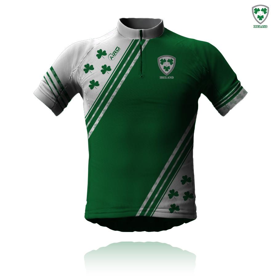 Image of Airosportswear Supporters Ireland Cycling Jersey