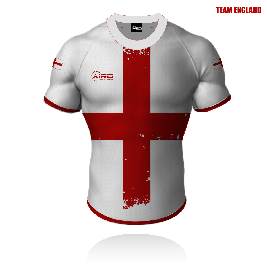 Image of Team England Rugby Shirt