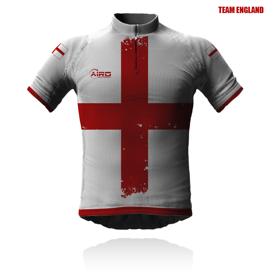 Image of Team England Cycling Jersey