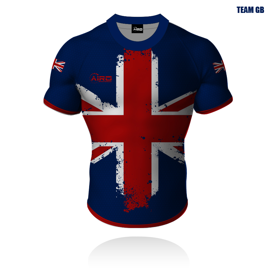 Image of Team GB Rugby Shirt