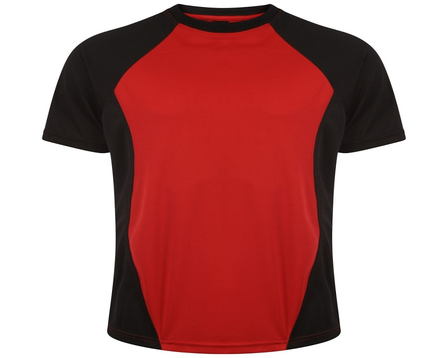 Image of Airosportswear Training T Shirts Navy/Sky