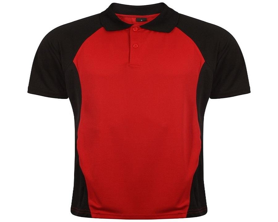 Image of Airosportswear Matchday Polo Black/Silver