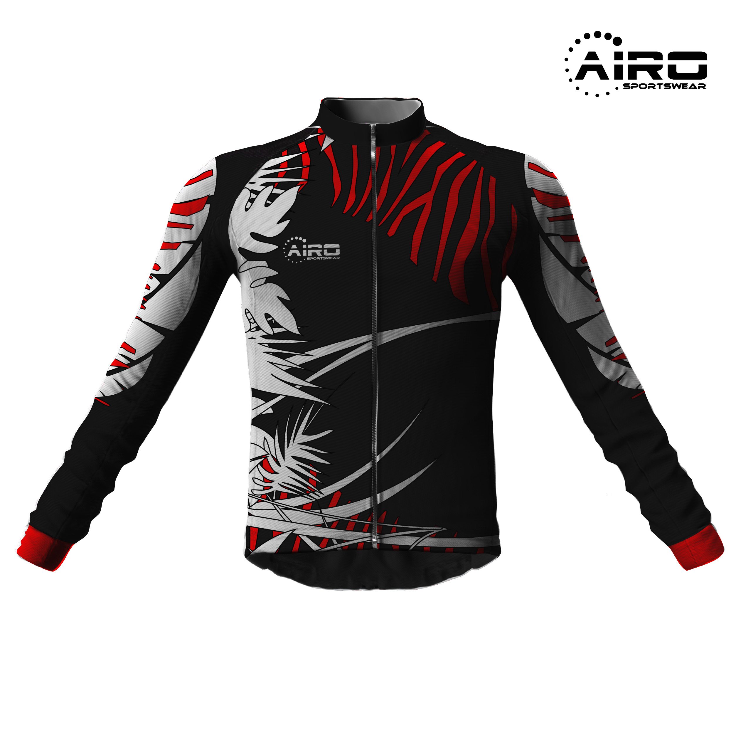 Image of Airosportswear Squares Cycling Jersey