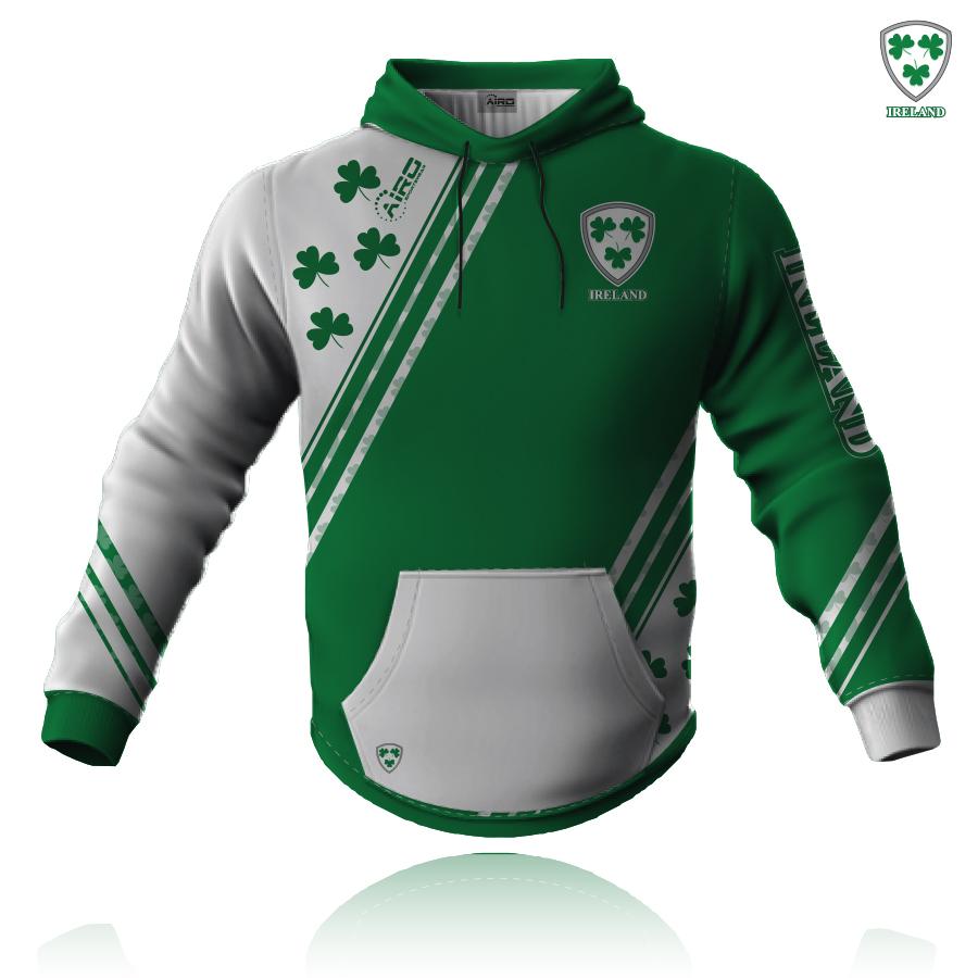Image of Airosportswear Supporters Ireland Hoodie