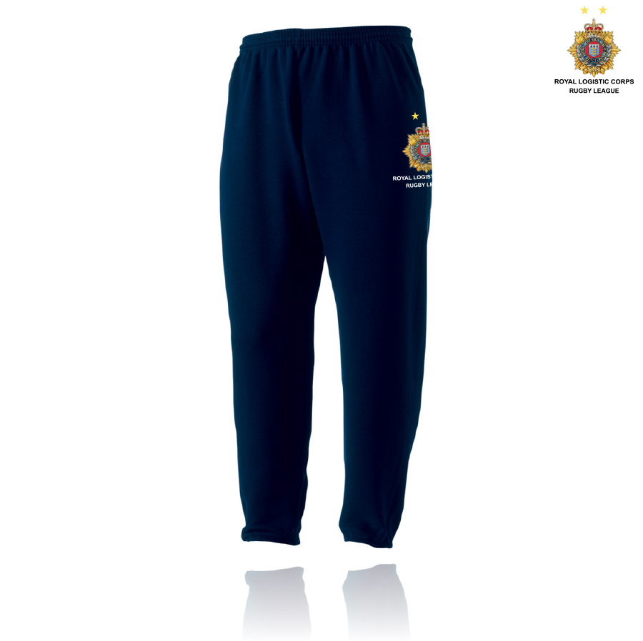 Image of RLC Rugby League Jogging Bottoms