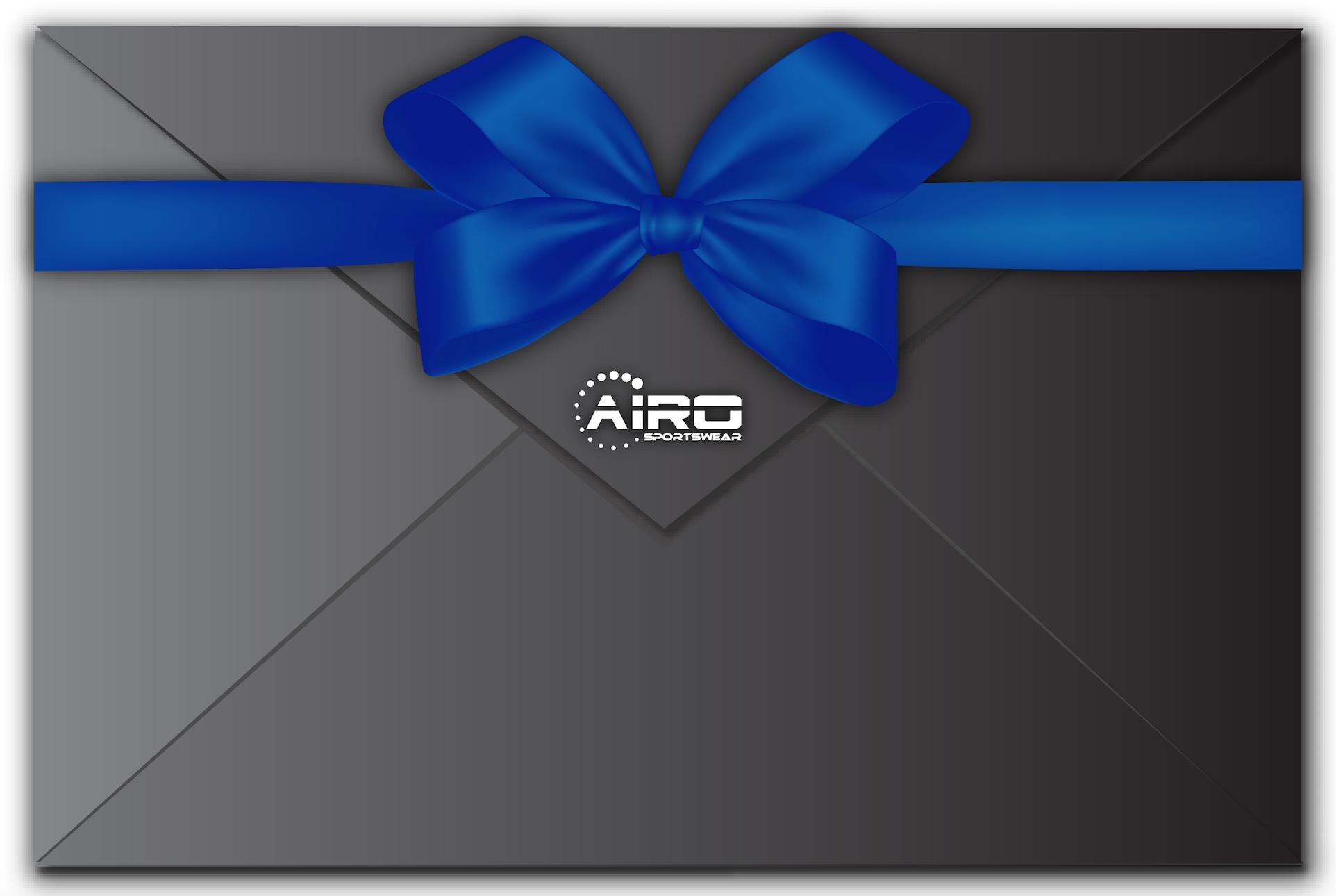 Image of £20 Airo Sportswear Gift Card