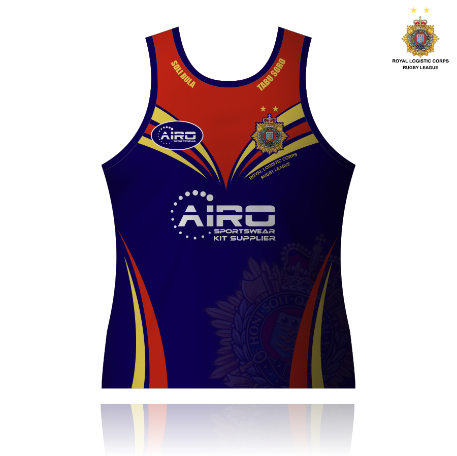 Image of RLC Rugby League Training Vest