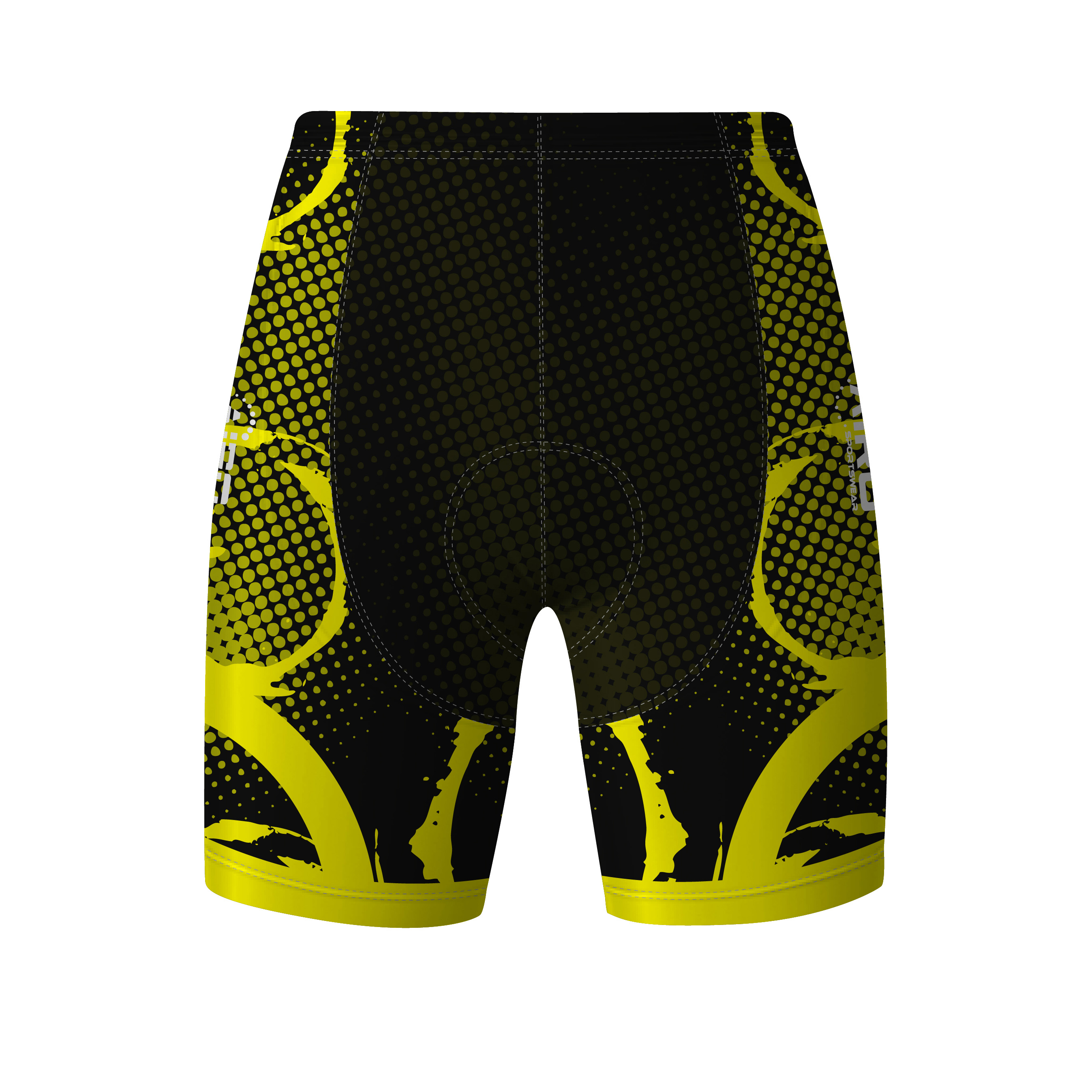 Image of Blue Steel Cycling Shorts