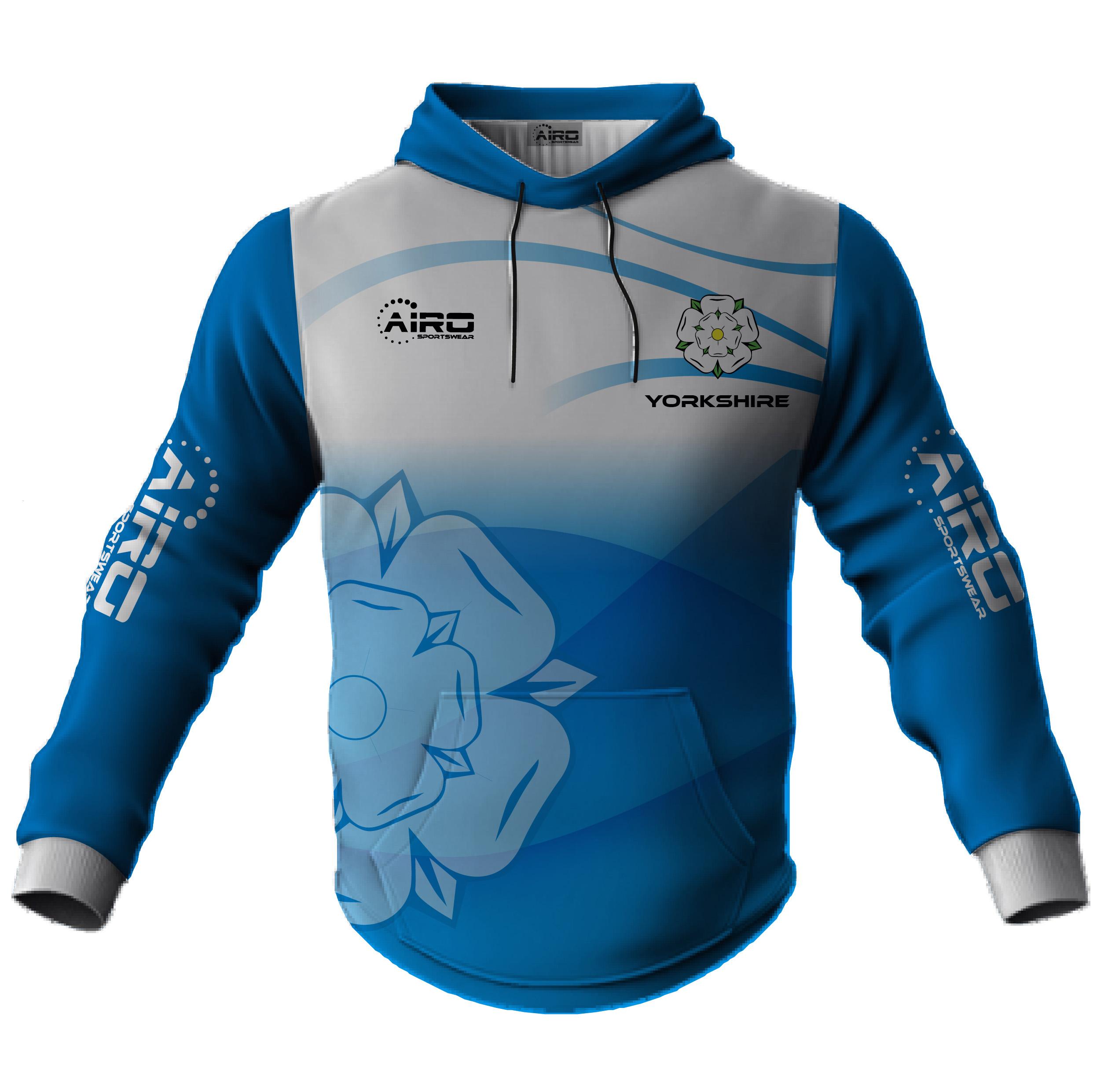 Image of Airosportswear Yorkshire Hoodie