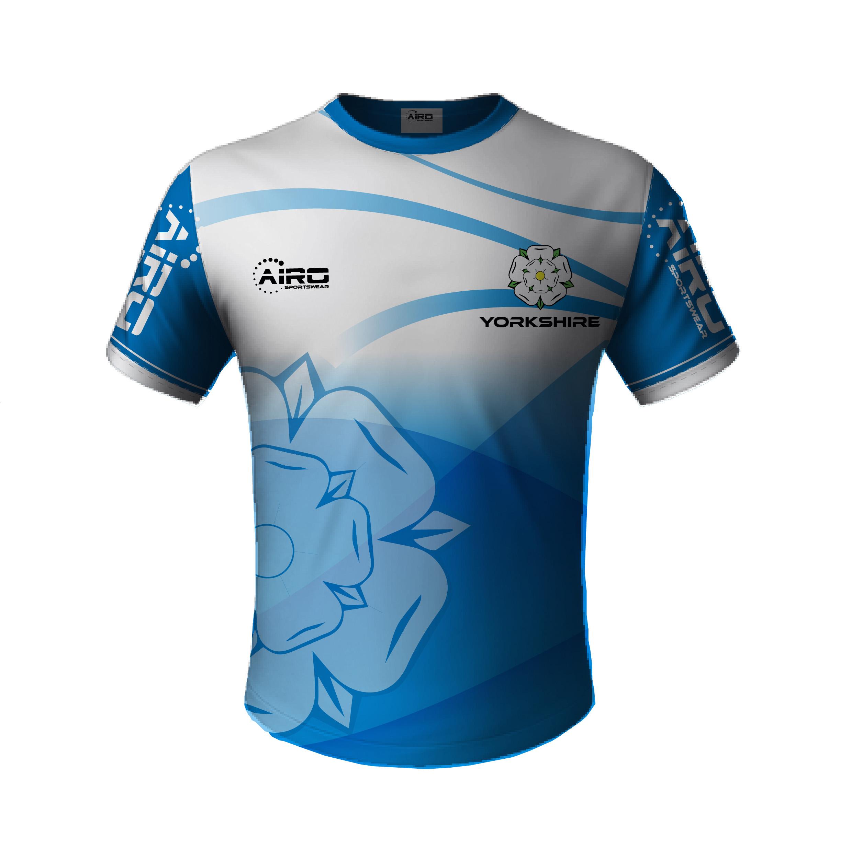 Image of Airosportswear Yorkshire T Shirt