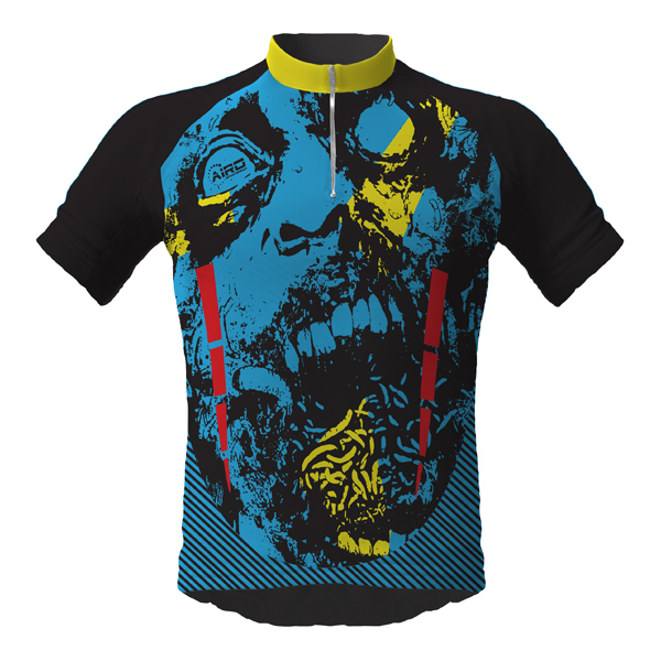 Image of Zombie Cycling Jersey